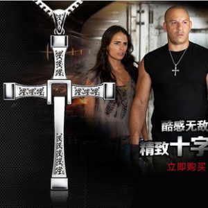 New-Pendant-Wholesale-fashion-jewelry-Fast-And-Furious-Men-Classic-Style-CROSS-Necklace-3N047.jpg_350x350